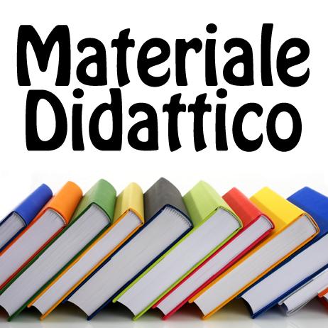 Acquisto materiale didattico manifestazione Buonvento