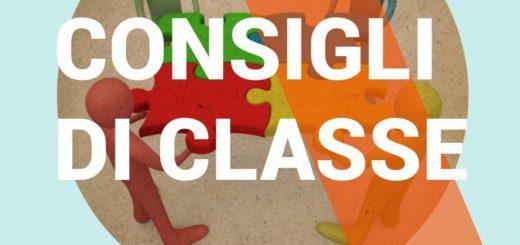 Convocazione Consigli di Classe