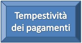 PUBBLICAZIONE INDICE DI TEMPESTIVITA'