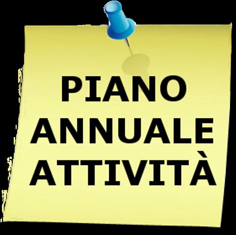 Piano annuale delle attività a.s. 2019-20