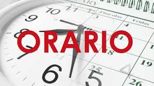 Rettifica Orario definitivo Liceo Artistico dal 26 ottobre 2020