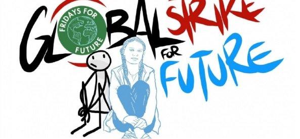 Partecipazione degli studenti al 3° Global Strike For Future sul tema dei cambiamenti climatici
