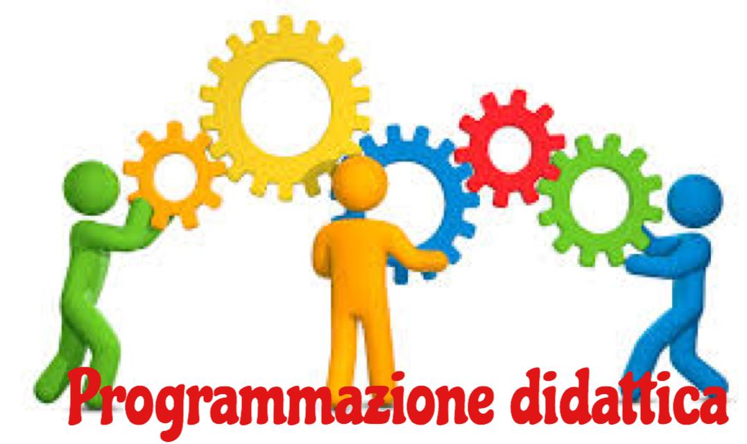 Schema di programmazione argomento comune